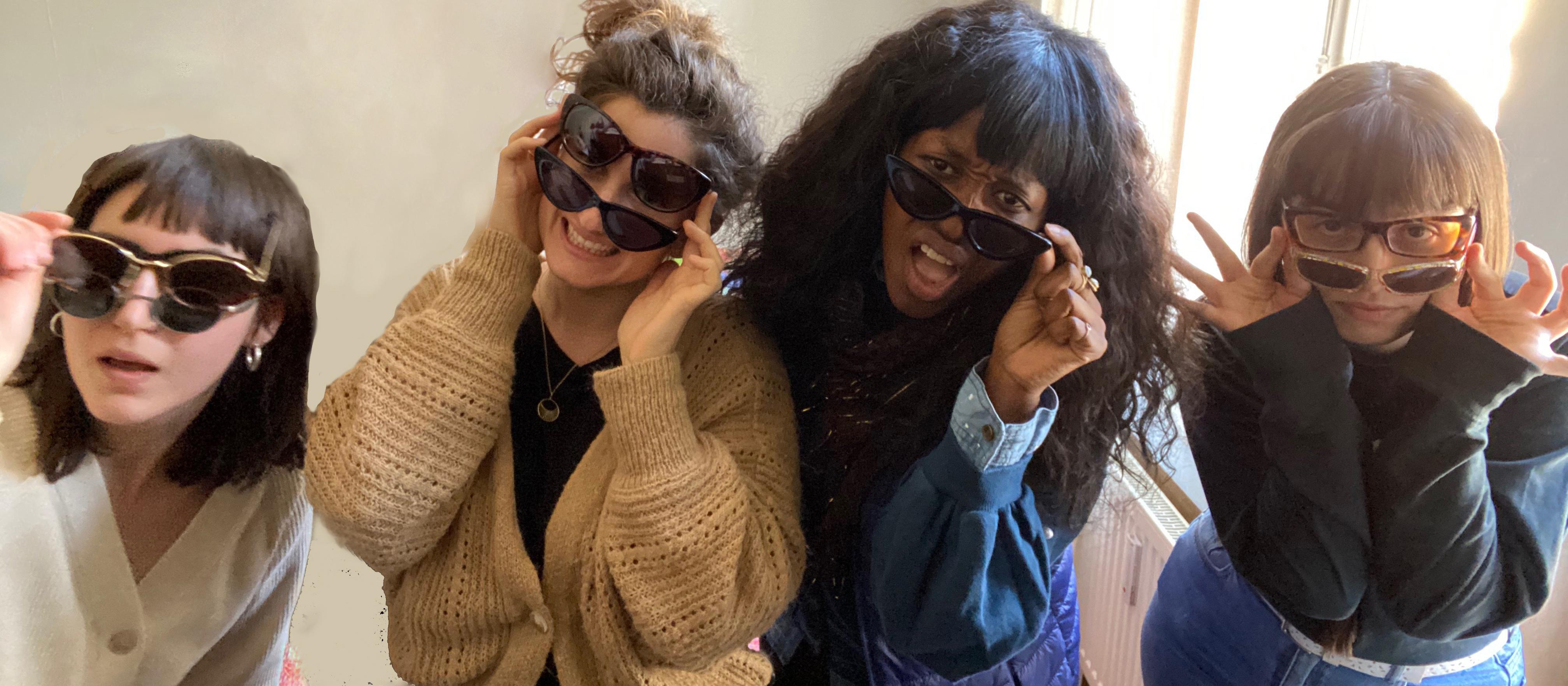 Durch welche Brillen sehen wir die Welt? / Rechercheprojekt im Rahmen der #TakeCareResidenzen